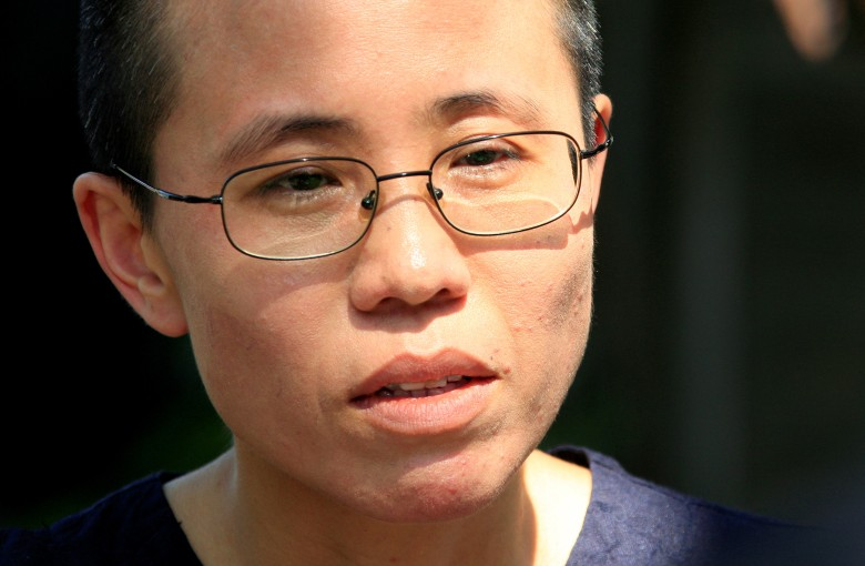 An official told Liu Xiaobo's widow she could be free by April. She's still in captivity