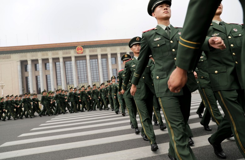 How China simultaneously holds up and keeps down its veterans