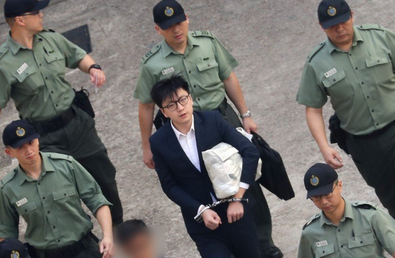 Six years in jail for the face of Hong Kong independence
