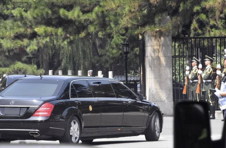 Kim Jong-un: North Korea leader, frequent flyer (to Beijing)