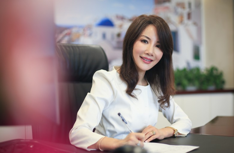 How this female CEO is changing the game for China's women