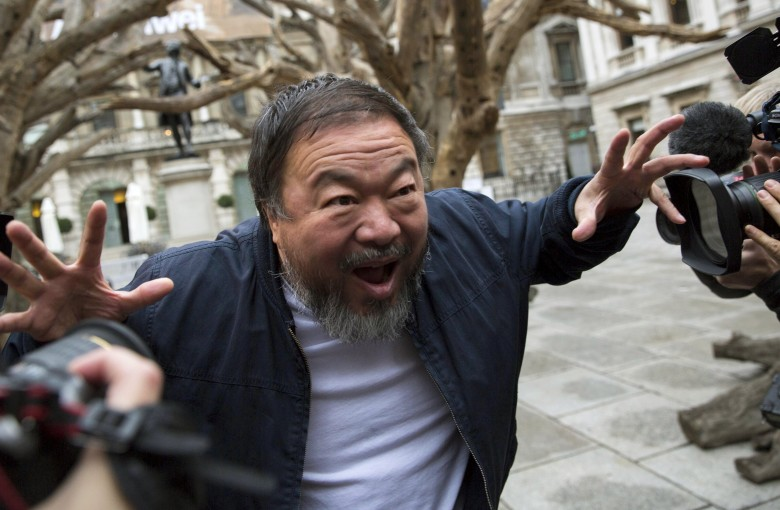 Artist dissident Ai Weiwei's Beijing studio razed to the ground