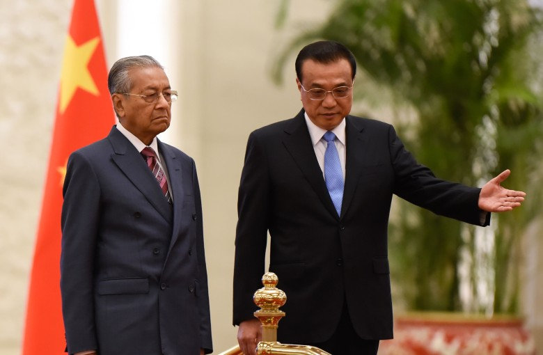 Sorry, it's too $$$, Malaysia tells China