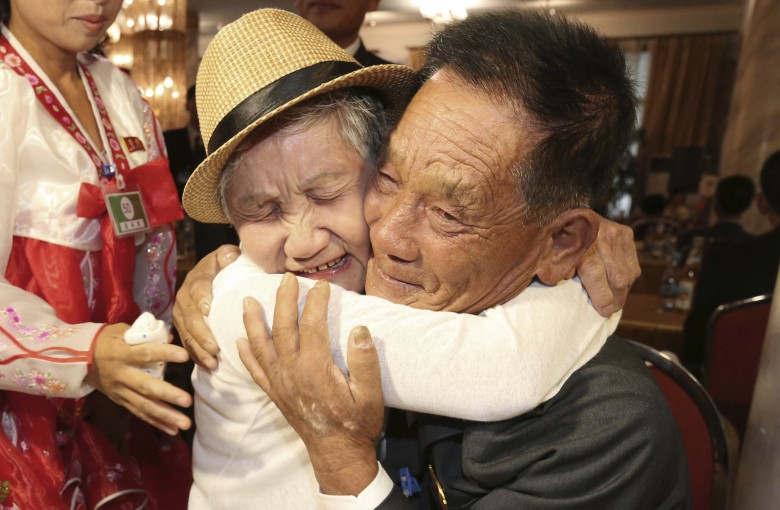 Reunited after six decades, these Korean families get just 11 hours together