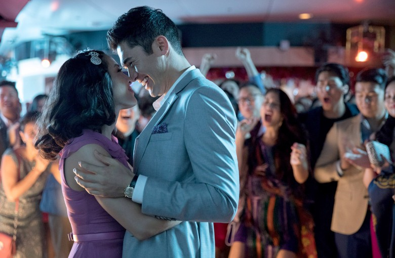 Crazy Rich Asians are buying out cinemas for 'Crazy Rich Asians'