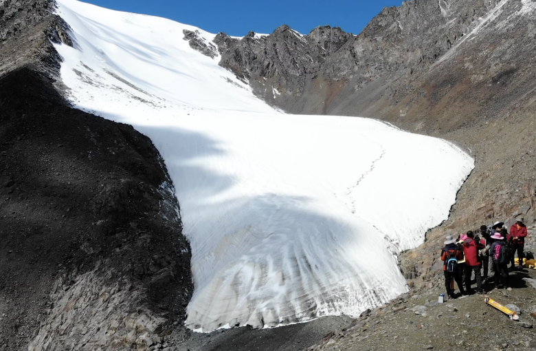 China's glaciers are melting too fast, and humans are to blame