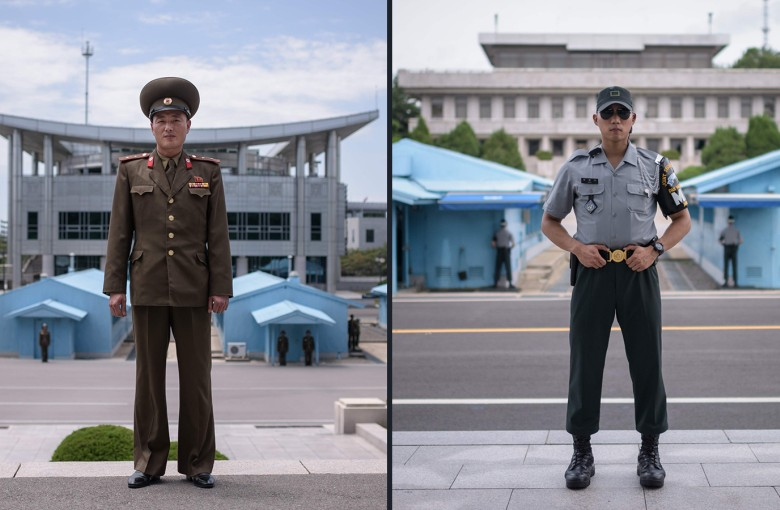 Korea's divided lives