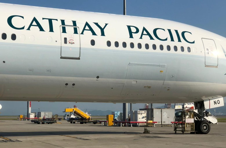 Cathay Pacific turns an F-up into a win
