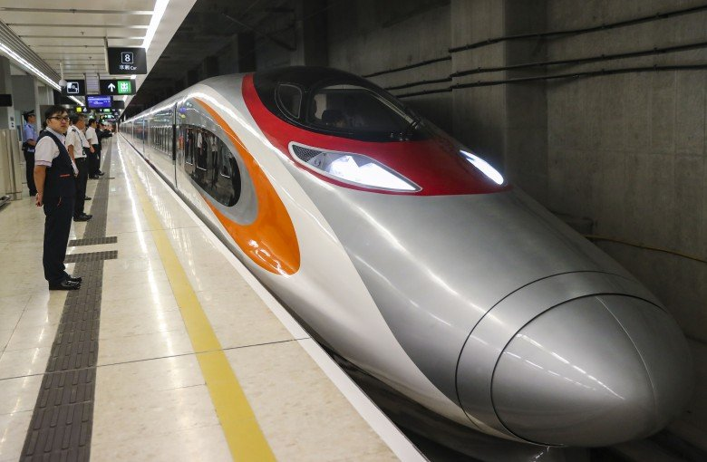 China's bullet trains are blasting across the nation