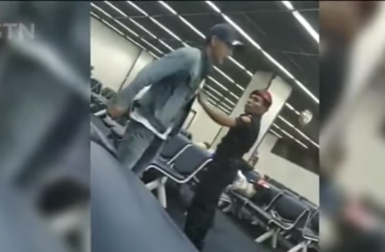 Thailand apologizes after airport guard slaps Chinese tourist
