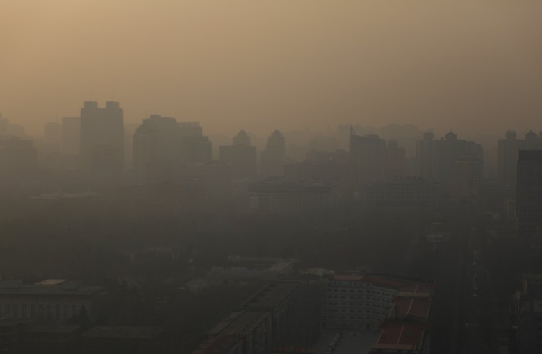 A million deaths: the annual price of China's dirty air