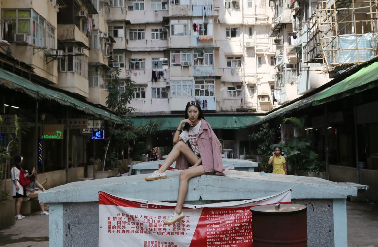 Chinese millennials flood to Hong Kong's Insta-ready spots