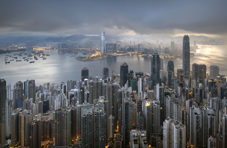 It took a while, but 'The Death of Hong Kong' has arrived