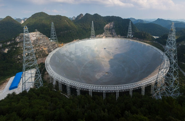 The world's biggest telescope is ready. The problem: staffing it