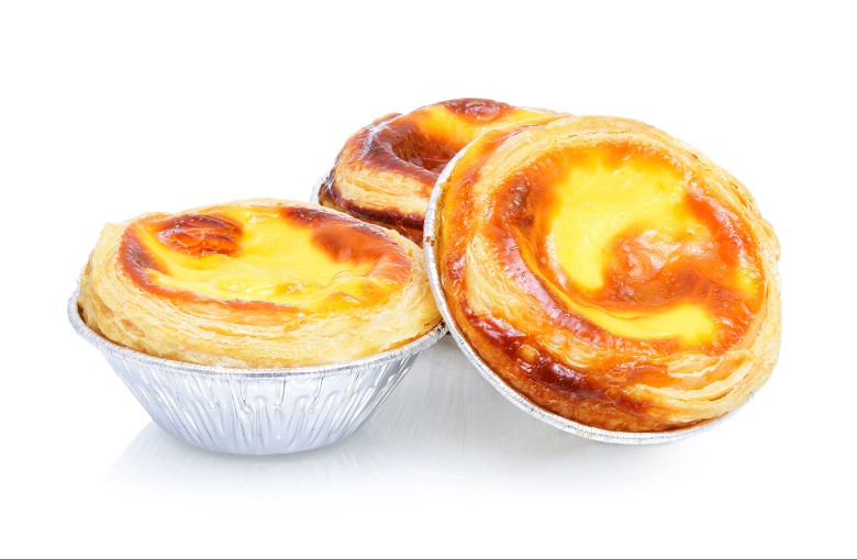 How Macau's famous custard egg tarts were invented
