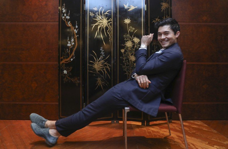 Crazy Rich Asians' Henry Golding on not being Asian enough