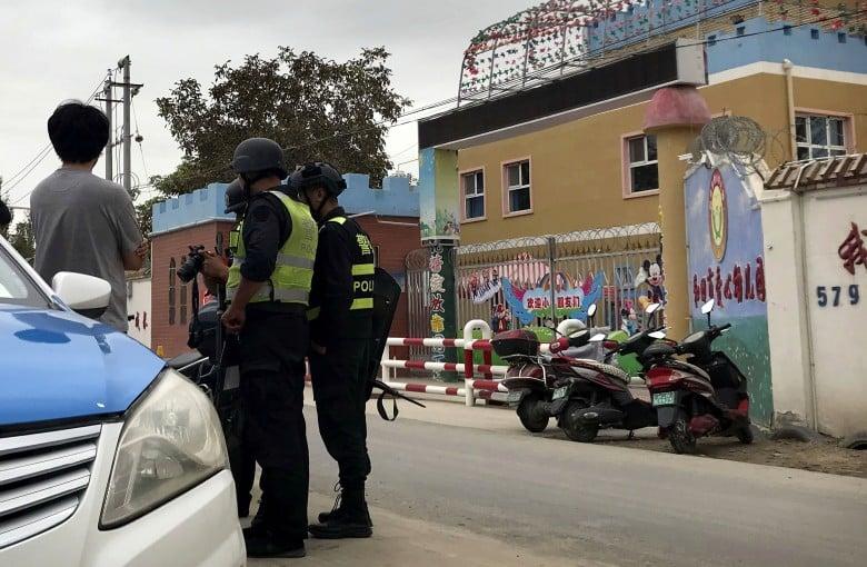 China keeps German officials out of Xinjiang