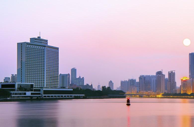 China's first international hotel