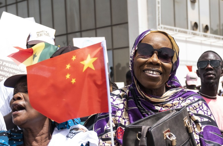 Trump's Africa policy is actually about China
