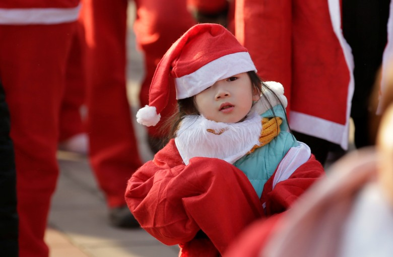 Does China celebrate Christmas? A long (and better) answer