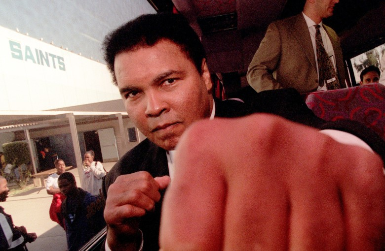 When Muhammad Ali knocked out China's boxing ban