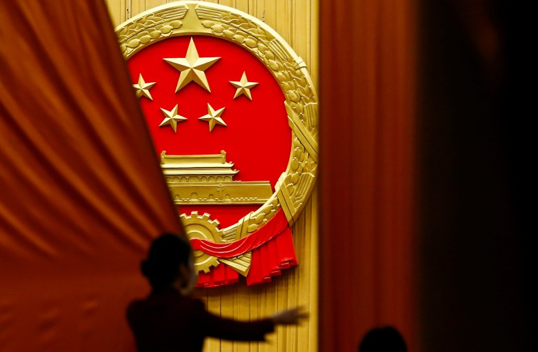 China has a plan to make the world illiberal