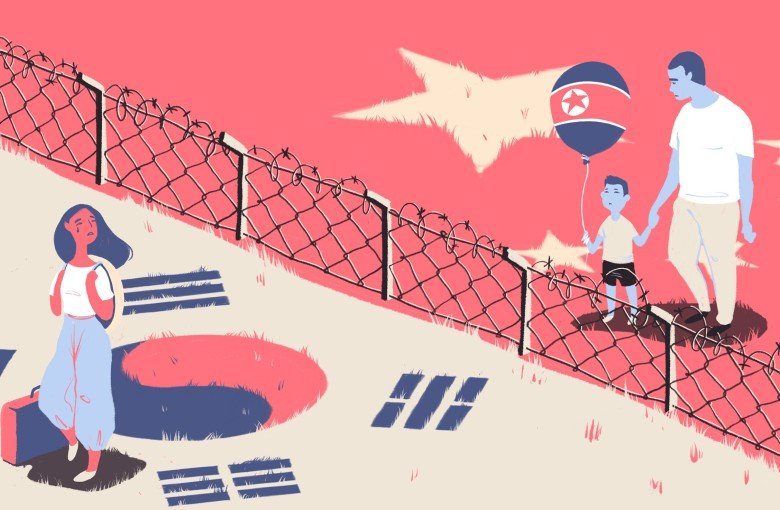 The tragic life of a North Korean defector