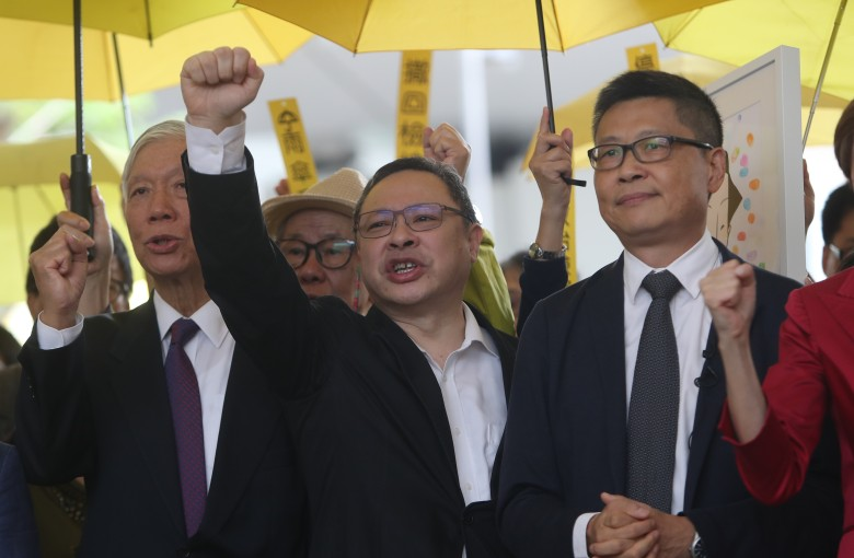 4 years on, Hong Kong resistance movement founders go on trial