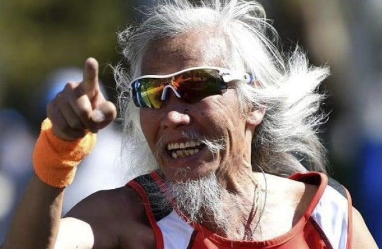 He's 72 and runs a sub-4-hour marathon. Here's how