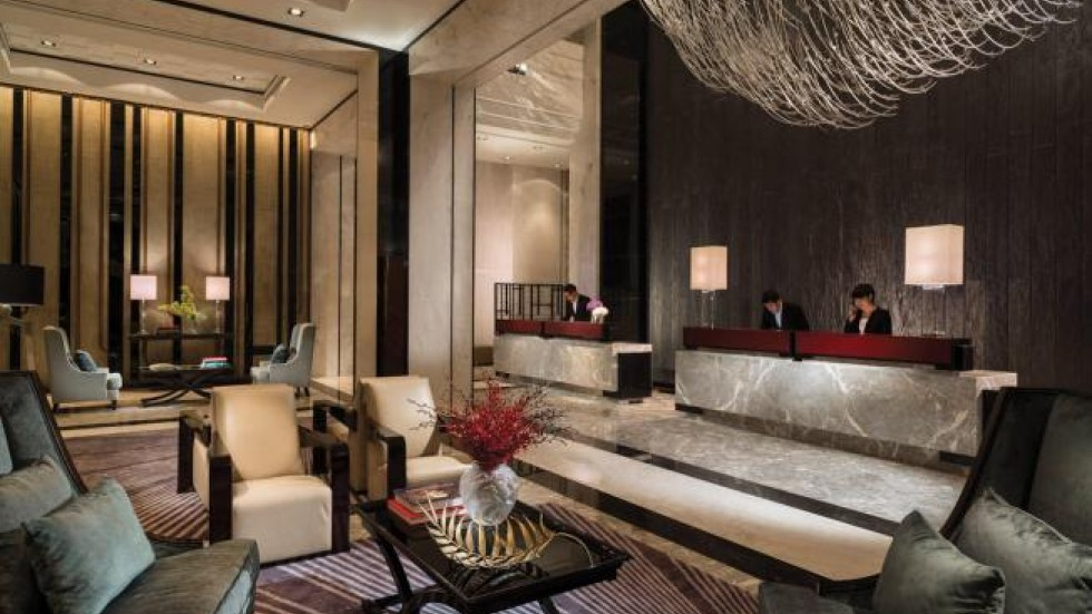 Four Seasons Place Offers Luxury Living For Shanghai Flat