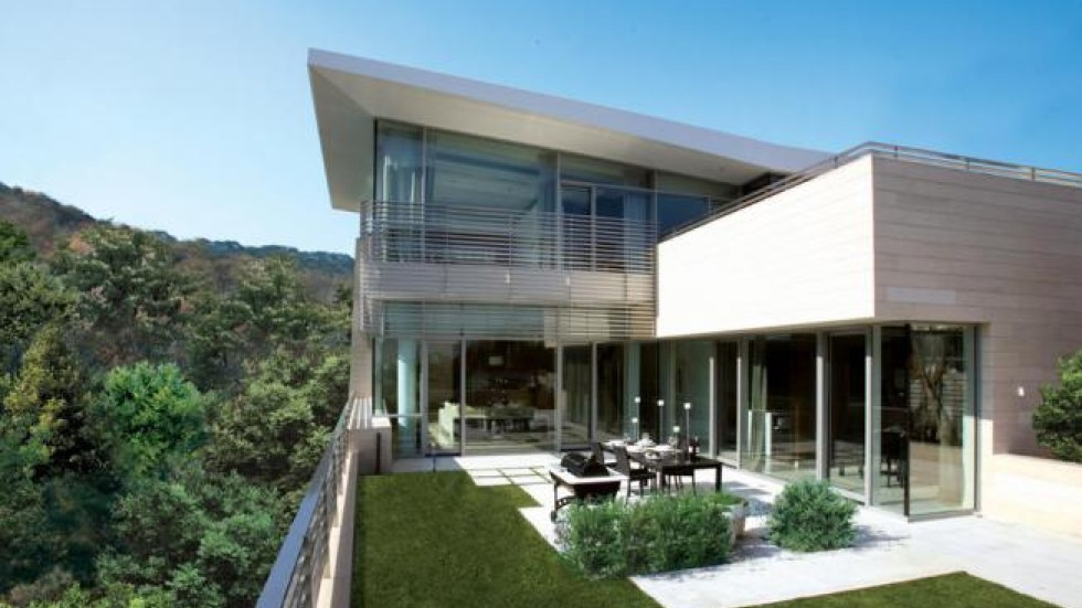 Building Designs Excellent Energy Efficient Residential Building