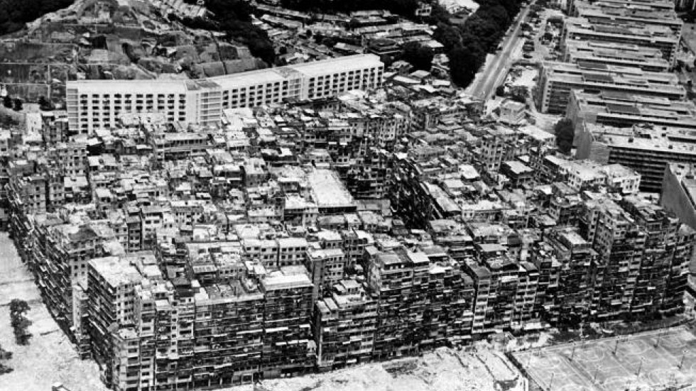 Kowloon Walled City Life In The City Of Darkness
