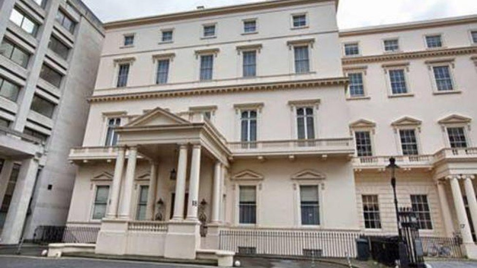 Super rich eye london 39 s most expensive house south china for Mansion house price