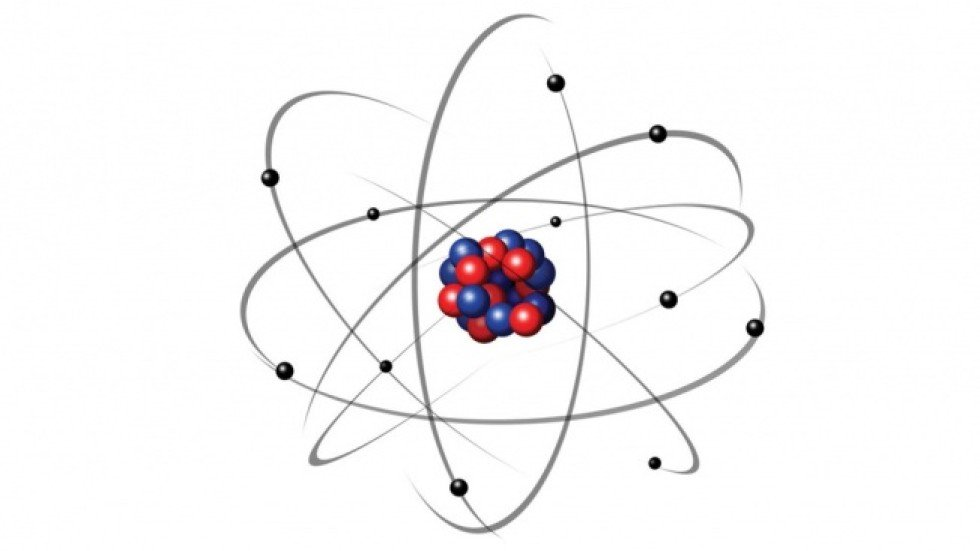 atomic model Before we discuss atomic bonding, it may be useful to review a simplified model  of electrons in atoms this is the bohr atomic model presented.