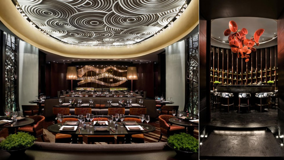 Architect Andre Fu and his new language of hospitality interior