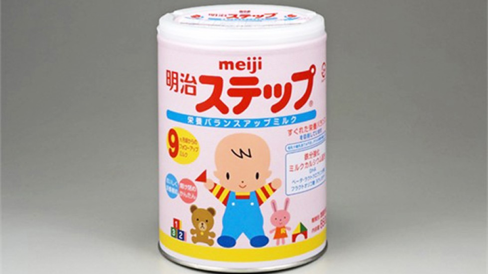 Japanese Dairy Giant Meiji Quits Baby Milk Market In China