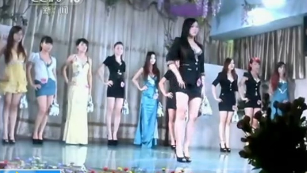 Police Crackdown On Chinese Sex Capital Dongguan Prompts -2706