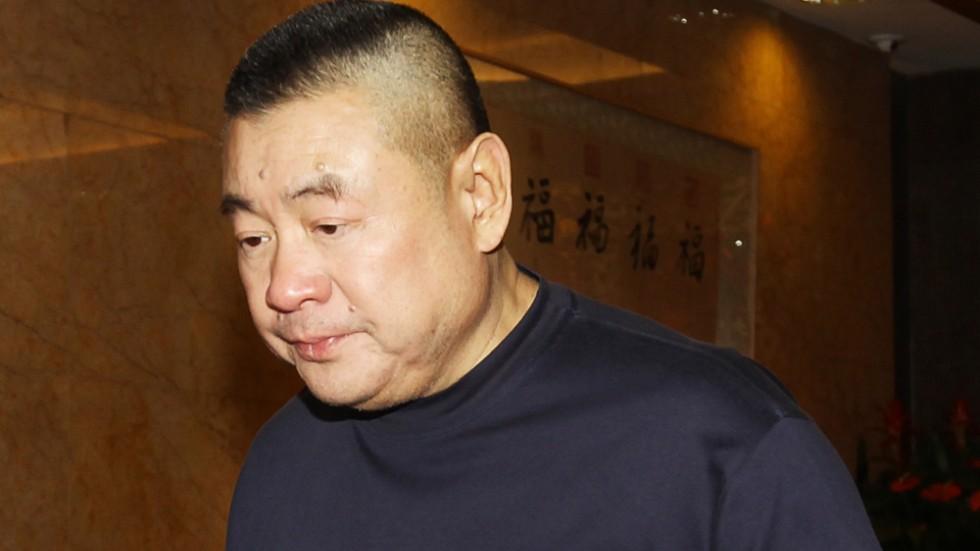 Joseph Lau Mystery diamond buyer revealed Hong Kong billionaire Joseph Lau