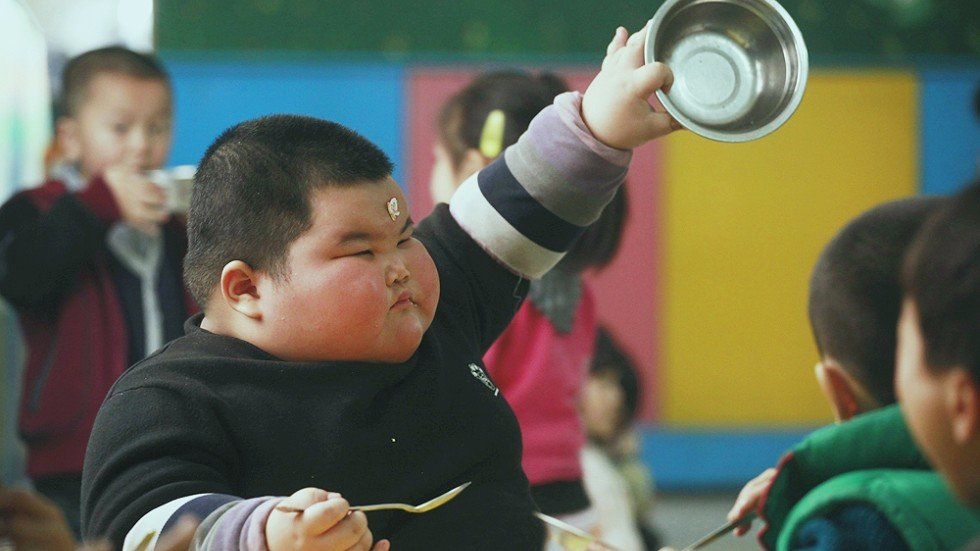62 million people in China obese, sparking fears of ...