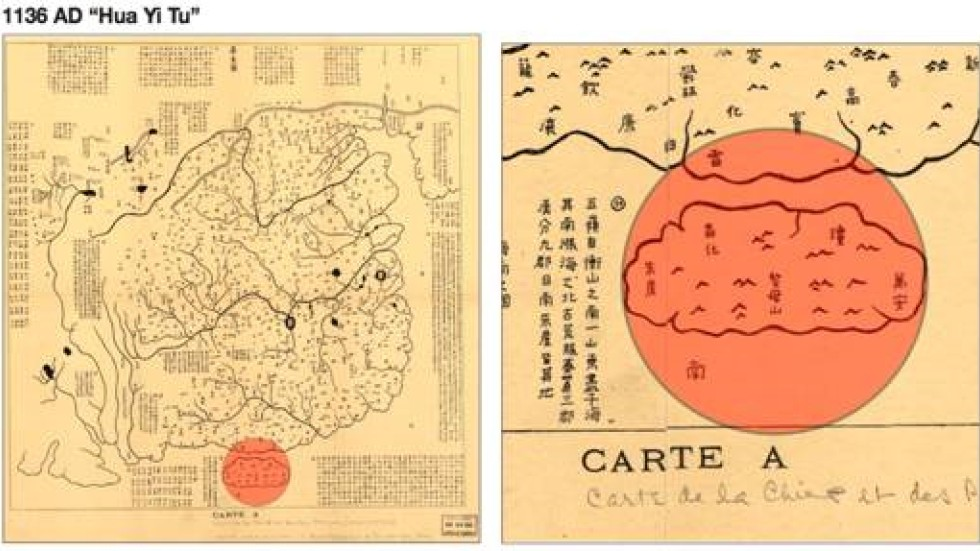 Ancient Chinese maps debunk Beijing\'s sea claims, says Philippine ...