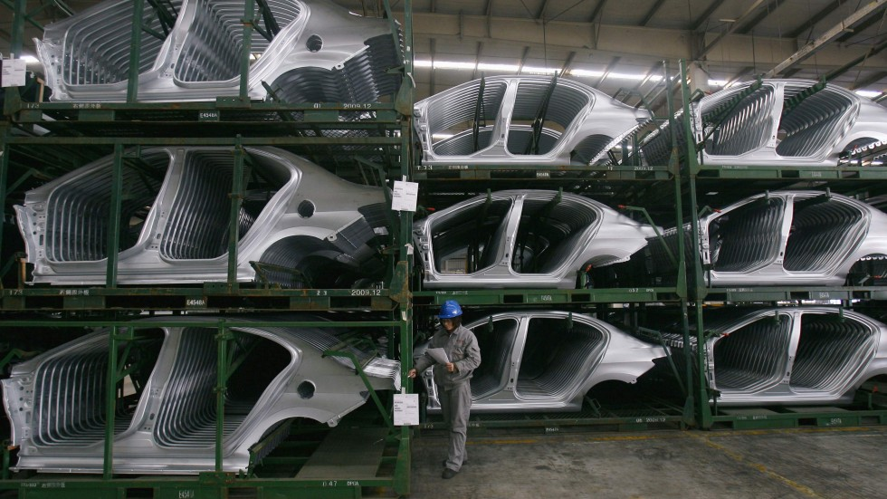 China to allow direct sales of car parts amid anti-monopoly push ...