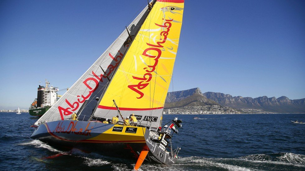 Abu Dhabi yacht wins first leg of Volvo Ocean Race to Cape Town | South China Morning Post