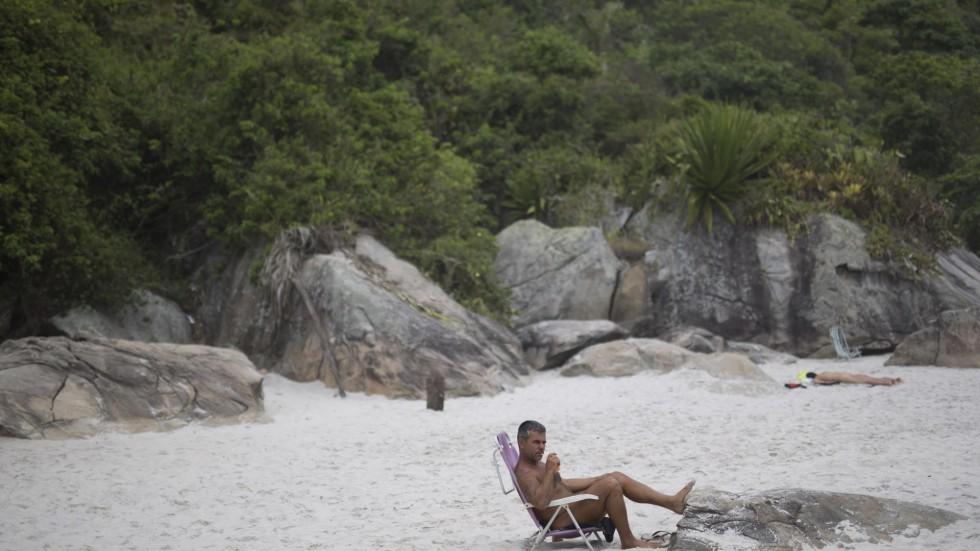 RIO DE JANEIRO, BRAZIL - AUGUST 08: Taliqua Clancy and