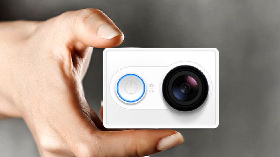 Xiaomi Goes After Gopro With New Action Camera Half The