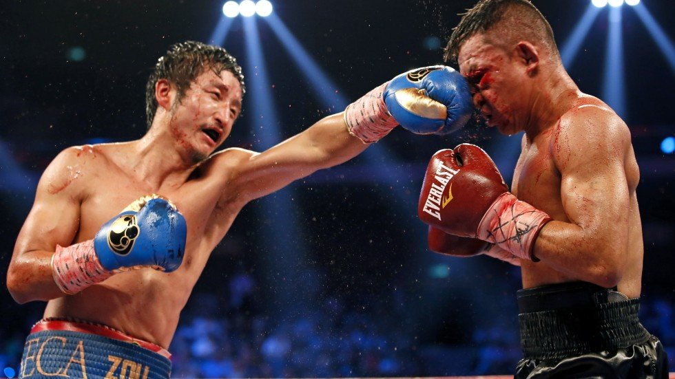 Zou shiming will launch a boxing revolution in china says freddie unus alladin malvernweather Gallery
