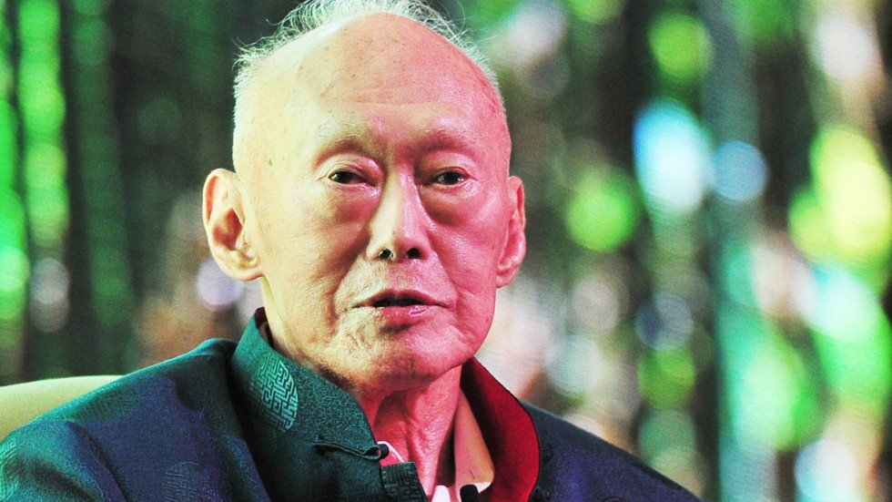 For a research paper on Lee Kuan Yew, what would be an interesting angle or specific topic?
