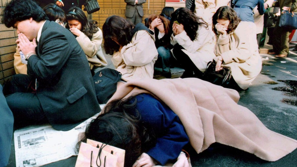 Sarin Gas Attack Survivor Recalls Near Miss On Tokyo