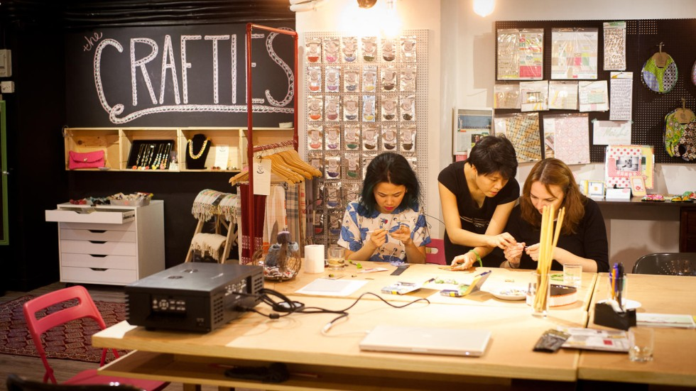 Knit One Purl One How Handicrafts Are Making A Comeback In Hong