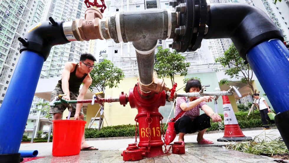 Hong Kong S Lead In Drinking Water Crisis Everything You