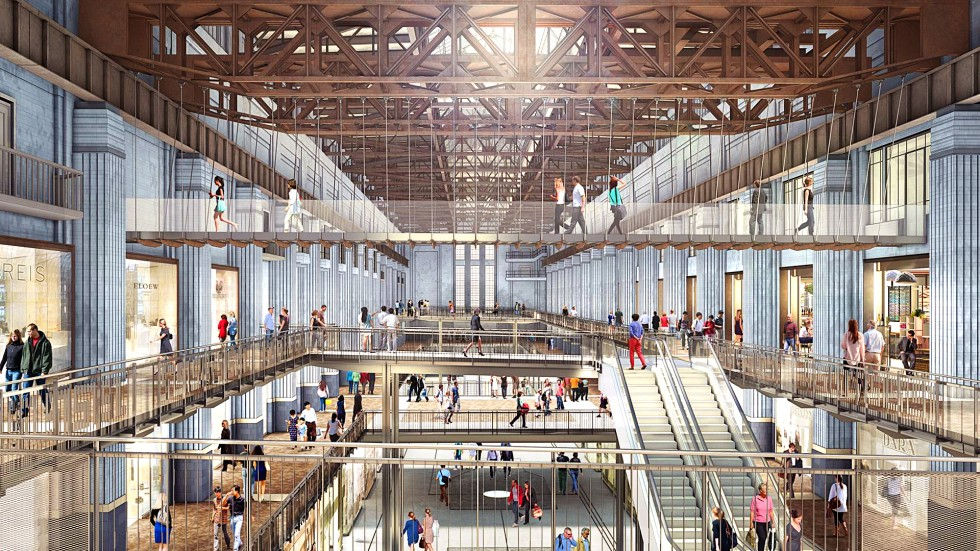 How London S Battersea Power Station Will Become Luxury
